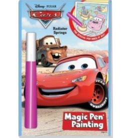 "Yes & Know Magic Pen Painting: Disney/Pixar - Cars ""Radiator Springs"""