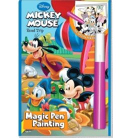 "Yes & Know Magic Pen Painting: Mickey Mouse ""Road Trip"""