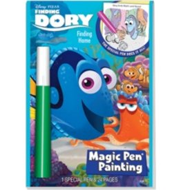 "Yes & Know Magic Pen Painting: Disney/Pixar - Finding Dory ""Finding Home"""