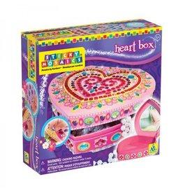 Sticky Mosaic Sticky Mosaic Heart Box