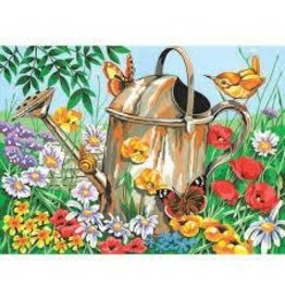 Reeves Watering Can Paint By Number