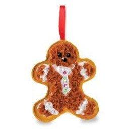 Plush Craft Plush Craft Ginger bread Man Ornament