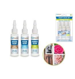 High Tack Multi-Use Glue 3pc Valu-Pak