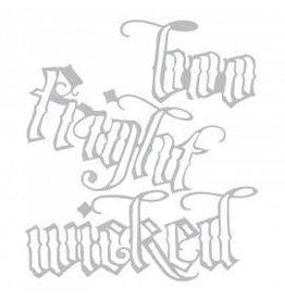 Thinlits Die Set, Vintage Spirits 3Pk