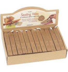 Traditional Sealing Wax Stick W/Wick Gold