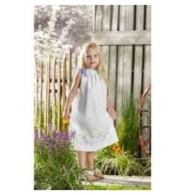 Bucilla Stamped Embroidery Pillowcase Dress Kit Size 3-8 Daisy Bow Swag