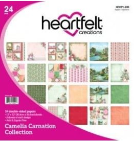 Paper Collection, Camelia Carnation