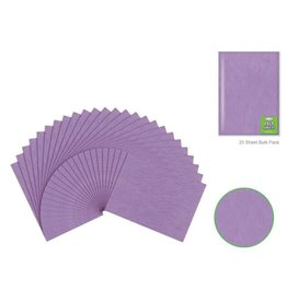 "Felt Sheets: 9""x12"" Premium Bar-Coded - Lavender"