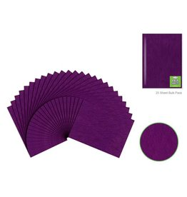 "Felt Sheets: 9""x12"" Premium Bar-Coded -Majestic Violet"