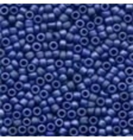 Matte Periwinkle Seed Bead 11/0 ( 2.2 mm )2.63 Grams / Approx 250 pcs