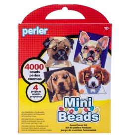 Perler Mini Beads Fused Bead Kit Dogs