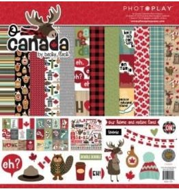 12X12 Collection Pack, O Canada