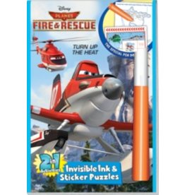 2in1: Disney Planes Fire & Rescue - Turn Up The Heat