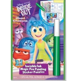 3in1: Disney/Pixar Inside Out - Mixed Emotions