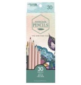 Watercolor Pencils - 30pk
