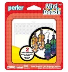 Perler Mini Fused Bead Kit Earrings