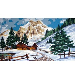 Winter Time Tapestry