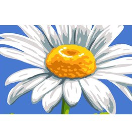 Sunshine Daisy Pillowtop Tapestry