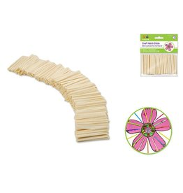"2"" Natural Craft Match Sticks 750/pk"