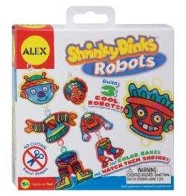 Shrinky Dinks Kit Robots