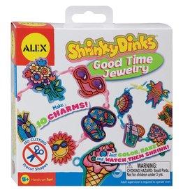 Shrinky Dinks Good Time Jewelry