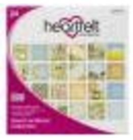 "Heartfelt Creations Double-Sided Paper Pad ""Sweet as Honey"" 12""X12"" 24/Pkg"