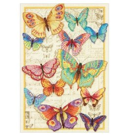 Dimensions Dimensions Gold Collection Butterfly Beauty