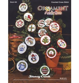 Stoney Creek Ornament Addiction Counted Cross Stitch Pattern