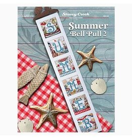 Stoney Creek Summer Bell Pull Counted Cross Stitch Pattern