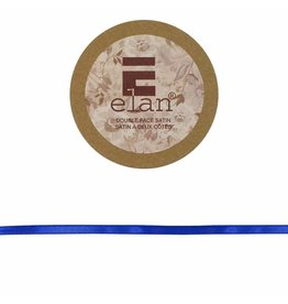 ELAN ELAN Double Face Satin Ribbon 6mm x 5m - Royal Blue