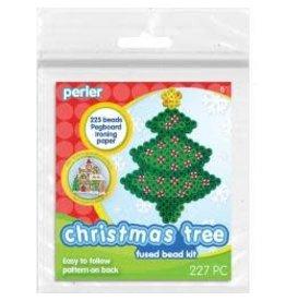 Perler Fused Bead Kit Christmas Tree