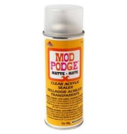 Mod Podge Clear Acrylic Aerosol Sealer 12oz Matte