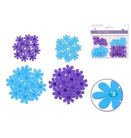 MultiCraft Paper Florettes - Jewel