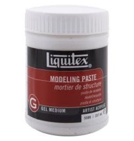 Gesso Liquitex Modeling Paste 8oz