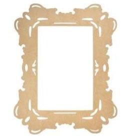 "KAISERdecor MDF Decorative Frame KAISERdecor MDF Decorative Frame 8""X10""X.125"""
