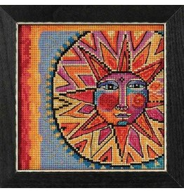 Celestial Blue - Cross Stitch Bead Kit