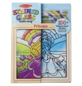 Stained Glass Made Easy Princess