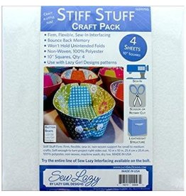 Stiff Stuff Craft Pack 4pc