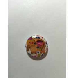 Kathy's Fiber Arts & Crafts Ltd Button 20mm Various