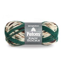 Patons Kroy Sock Woodsie