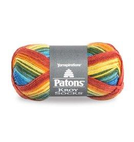 Patons Kroy Sock Sunburst Stripes