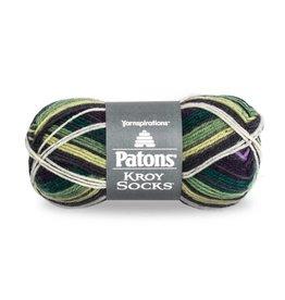 Patons Kroy Sock Bramble Stripes