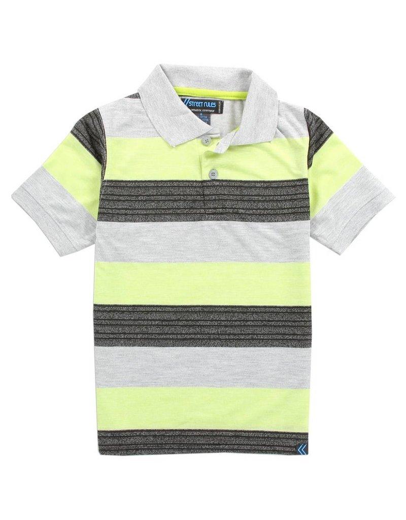 Striped Polo Shirt Boys Toddler Myga Kids Co