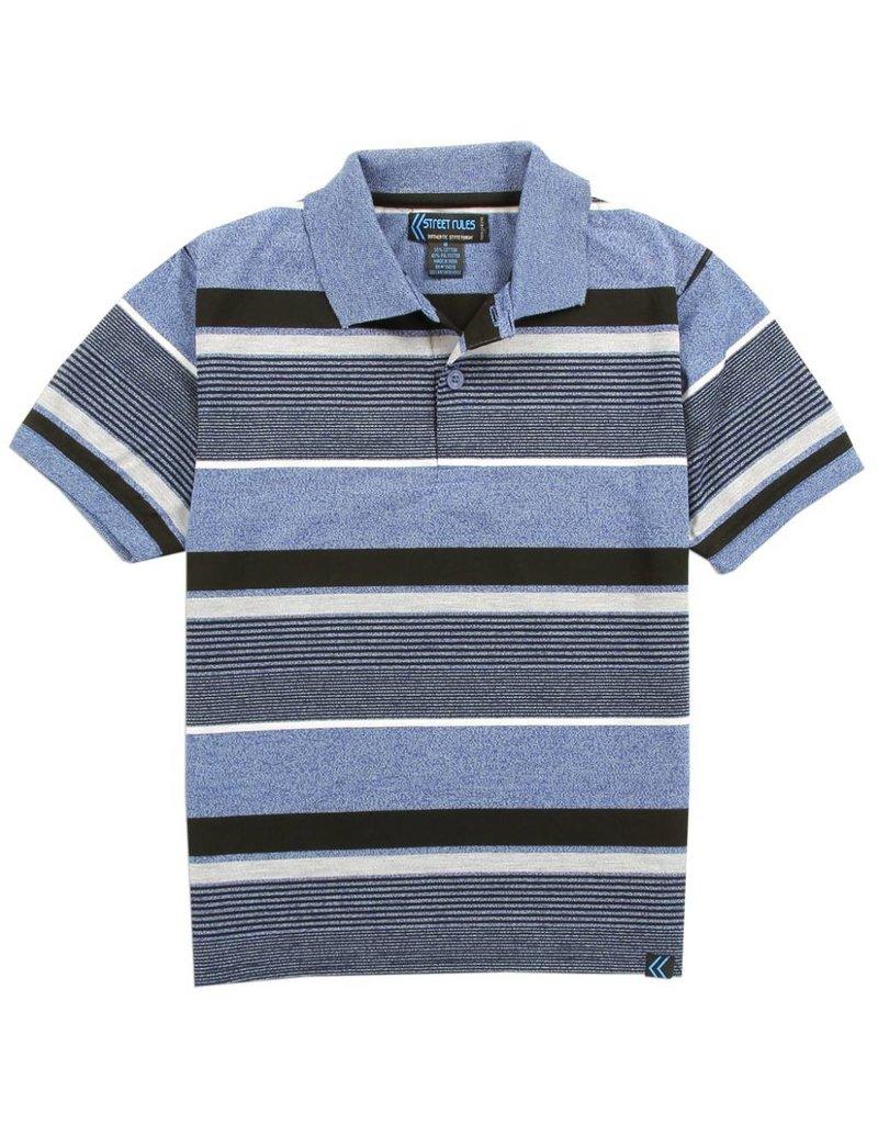 Striped Polo Shirt Boys Youth Myga Kids Co