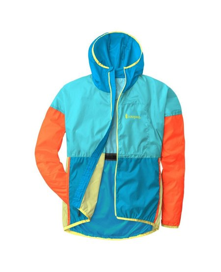 Cotopaxi Teca Full Zip Unisex Windbreaker