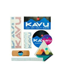 Kavu Big Bang Boom Sticker Pack