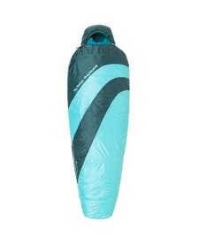Big Agnes Blue Lake 25 Regular Right Hand zip