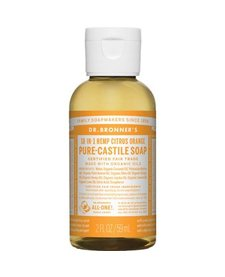 Dr. Bronner's 18 in 1 Hemp Soap