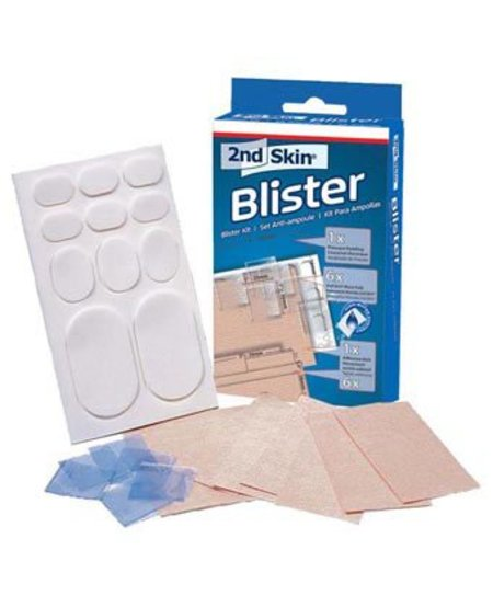 Advanced First Aid 2nd Skin Blister Kit