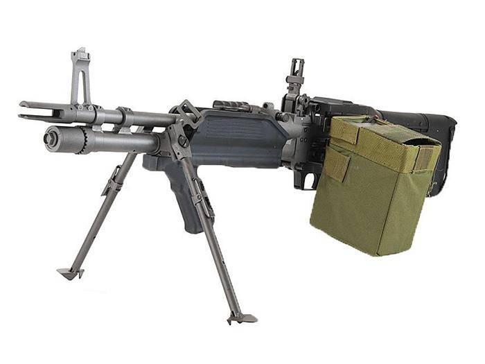A&K A&K Mk43 Mod 0